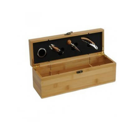 wine wodden box