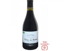 Bio cote du rhone petite winery buy red wine online