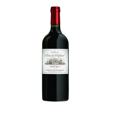 Bois de rolland Bordeaux petite winery buy online red wine