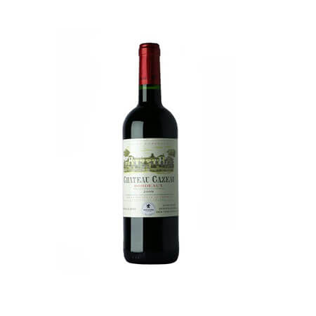 Chateau Cazeau petite winery buy online Red wine