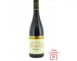 French Touraine petite winery buy online Red wine