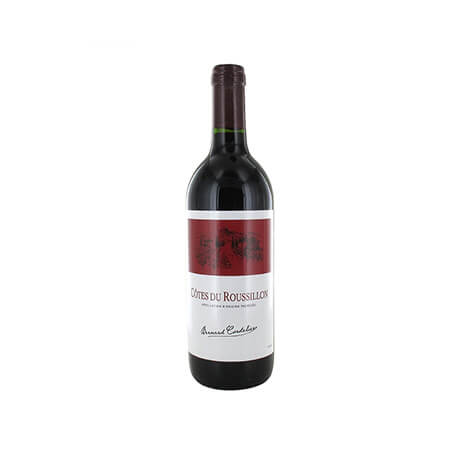 French cote de Roussillon Petite winery buy online red wine
