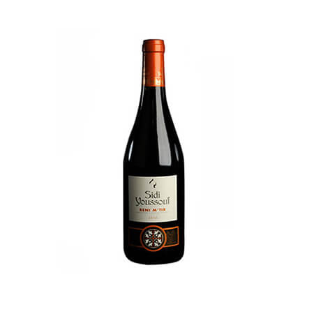 Maroc Petite winery buy online red wine